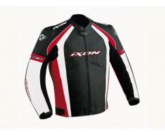 Куртка Ixon GLORIOUS BLACK/RED кожа