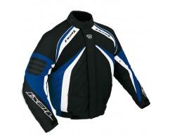 Куртка Ixon SHURIKAN BLACK/BLUE/WH текстиль