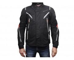 Куртка REV'IT VAPOR  текстиль black\red