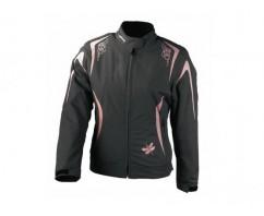 Куртка BLH женская LADY GATTACA текстиль GREY/ROSE
