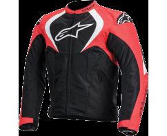 Куртка Alpinestars T-JAWS текстиль black\red\white