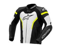 Alpinestars GP PRO кожа black\white\yell\fluo