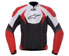 Куртка Alpinestars T-GP R Air  BLACK/RED/WHITE