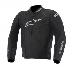 Куртка Alpinestars GP PLUS R black perforated кожа