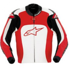 Куртка alpinestars mx-1 black/red/white