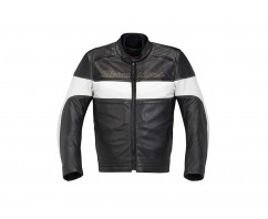 Куртка Alpinestars DRIFT кожа black\white