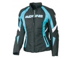 Куртка BERING женская LADY DOUCHKA black\blue