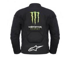 Куртка Alpinestars T-SCREAM black\green текстиль
