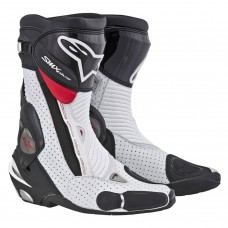 Alpinestars S-MX PLUS black/white/red