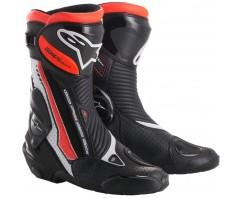 Alpinestars S-MX PLUS white/black/red