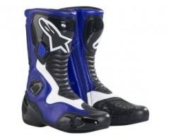 Alpinestars S-MX 5 blue/white