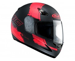 HJC CS14 PASO MC1F black\red