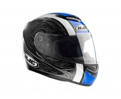 HJC CLST II Guardian MC2 black\silver\blue