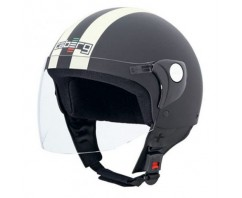 Caberg CRUISER LEGEND Matt Black/cream