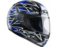 Шлем HJC CS14 Orbit MC2 -black\blue\white