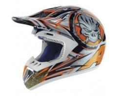 Шлем AIROH RUNNER X-MAN ORANGE