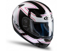 Шлем HJC CS14 Lola MC31 black\white\red