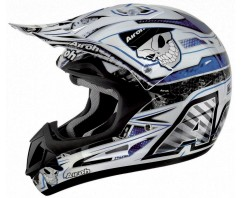 Шлем AIROH JUMPER MISTER-X blue