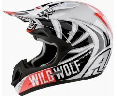 Шлем AIROH JUMPER WILD WOLF