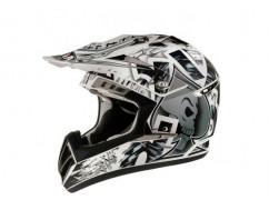 Шлем AIROH CR900 RAPTOR grey matt