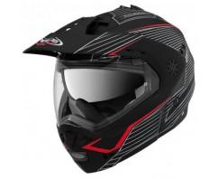 Шлем Caberg TOURMAX SONIC matt black/red