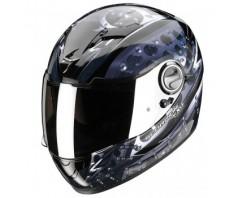 ШЛЕМ SCORPION EXO-500 AIR ROBOTIC Black\Silver