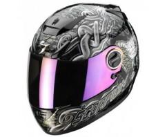 ШЛЕМ SCORPION EXO-750 AIR COBRA Black Chameleon