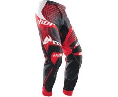 Штаны PANT S12 CORE RFCT RED