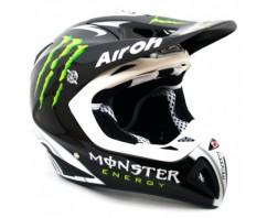 Шлем AIROH STELT MONSTER BLACK
