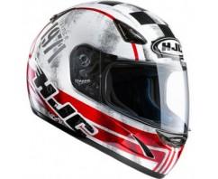 Шлем HJC CS14 Chek 71 MC1 black\red