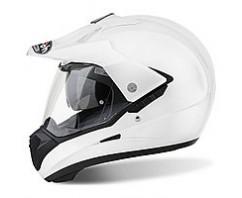 Шлем AIROH S5 WHITE GLOSS