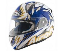 Шлем AIROH LEOX RIGHT BLUE